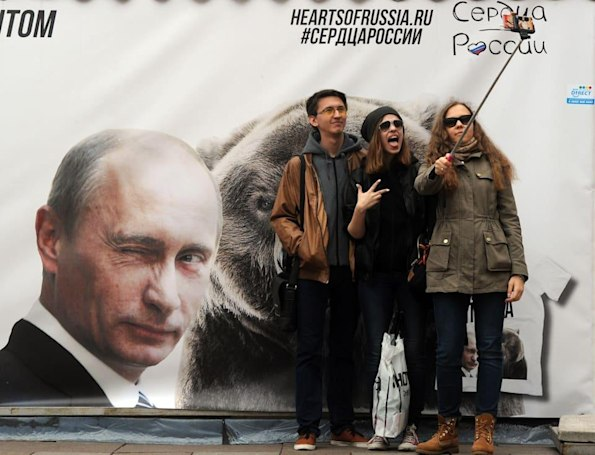 Russia starts a 'safe selfie' campaign to curb fatal photography