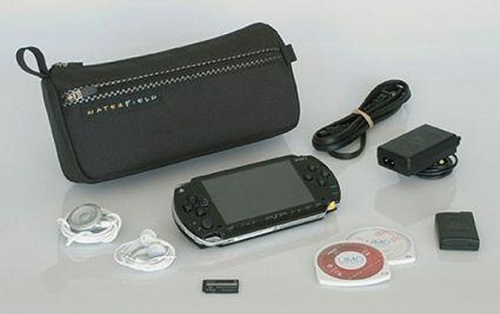 TGS 06: PSP Fanboy gives away prizes