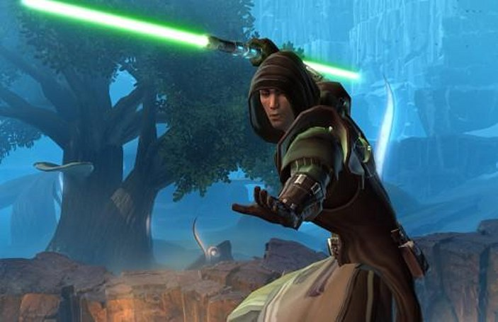 Star Wars: The Old Republic talks instanced regions and hubs at NYCC