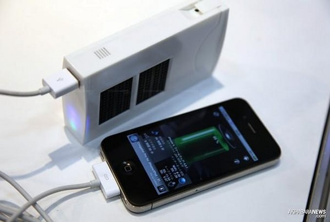 Aquafairy AF-M3000 might finally make consumer fuel cell charging a disappointing reality (video)