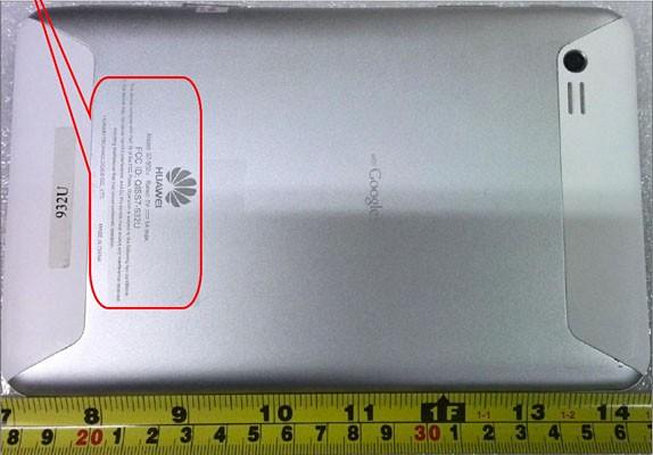 Huawei's MediaPad7 Lite clears FCC, will soon trek to Europe