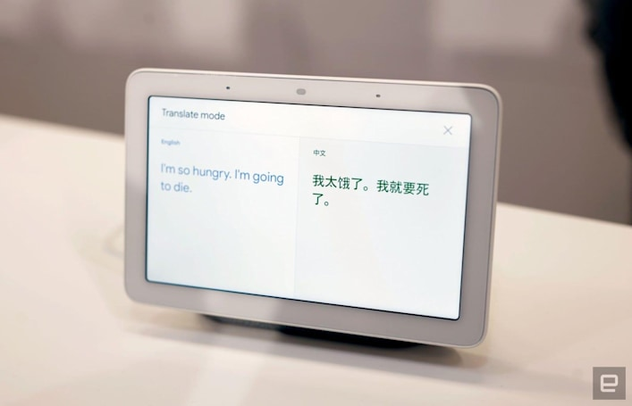 Google Assistant's interpreter mode is ready to translate