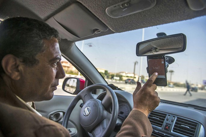 Egypt asked for Uber's help tracking passengers