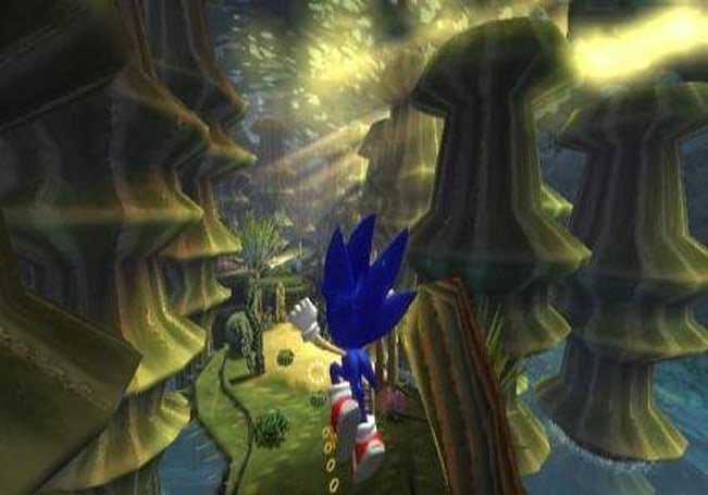 Hands-on: Sonic and the Secret Rings