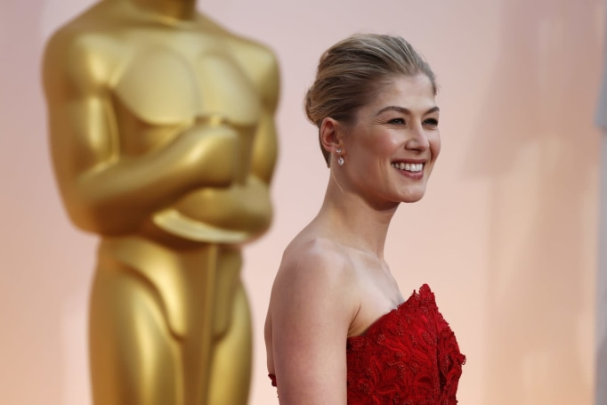 Amazon backs Marie Curie biopic starring Rosamund Pike