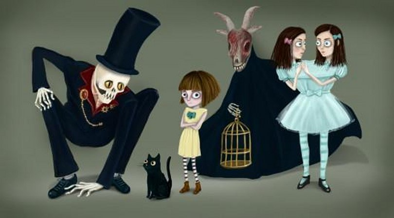 Fran Bow finally has something to smile about: $20K on Indiegogo