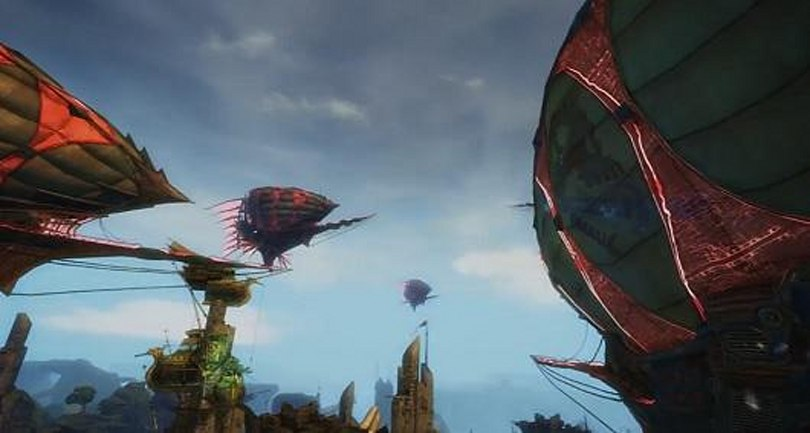 Prepare to escape from Lion's Arch in Guild Wars 2's next content release
