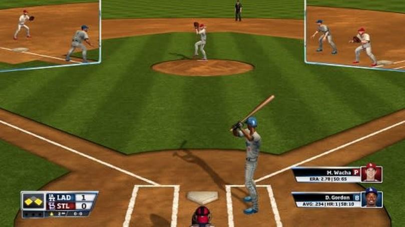Two-button slugger RBI Baseball 14 goes retro with unlockable jerseys