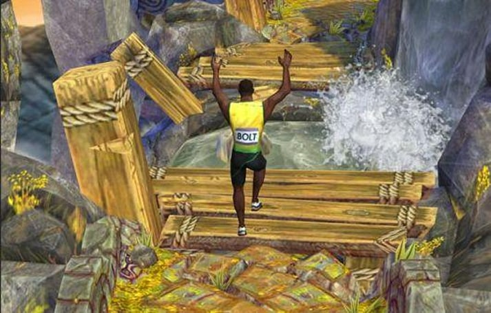 Temple Run 2 adds Usain Bolt, because it can and why not