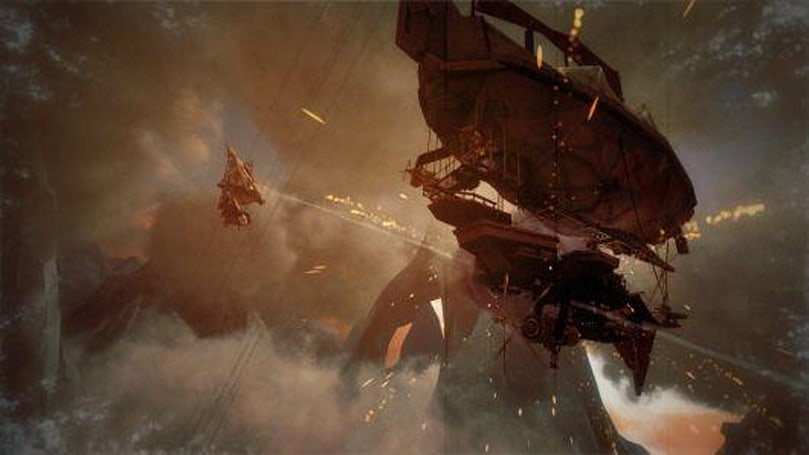 PAX East 2014: Guns of Icarus Online's expanding environment