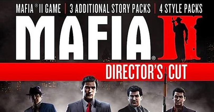 $30 Mafia 2 re-release includes all DLC, available now