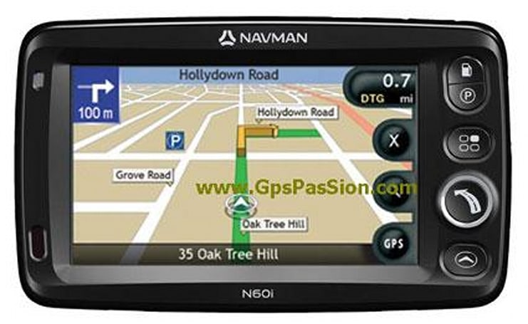 Navman drops four new GPS devices