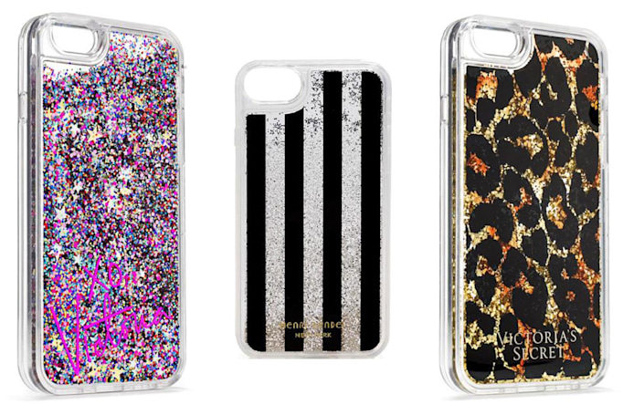 Glittery iPhone cases recalled after reports of chemical burns