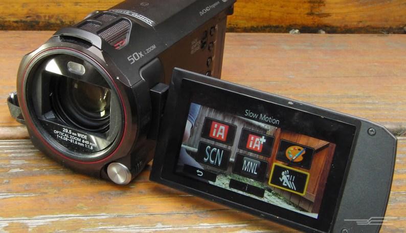 The best video camera