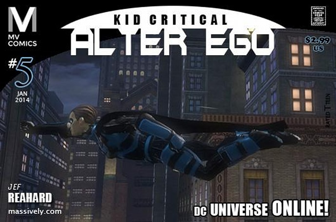 Alter Ego: Issue #5 - Opportunity Knocks in DCUO