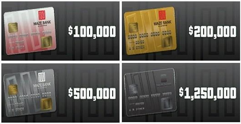 GTA Online riches available for cash