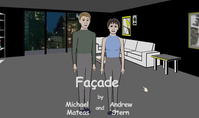 JXE Streams: 'Façade' celebrates 10 years of awkward sexual advances