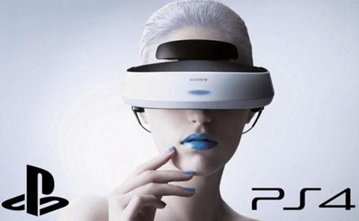 Sony: VR 'might be quite a social experience'