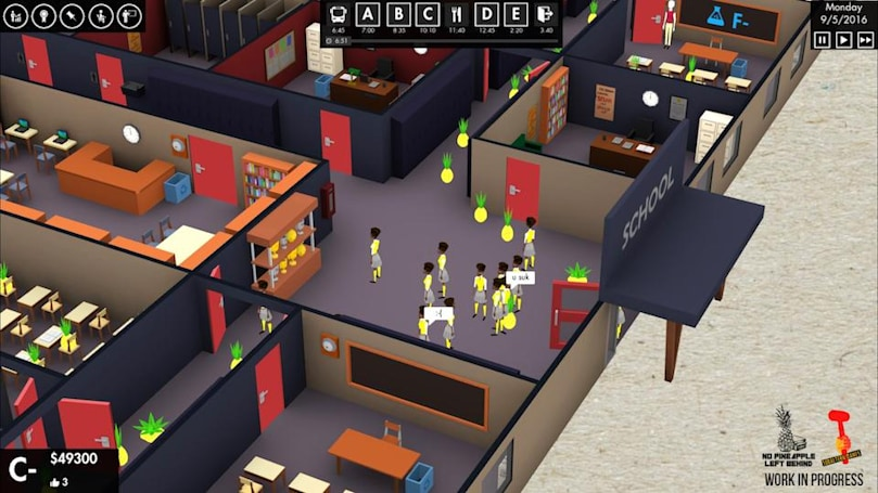 Playdate: Going back to school with 'No Pineapple Left Behind'