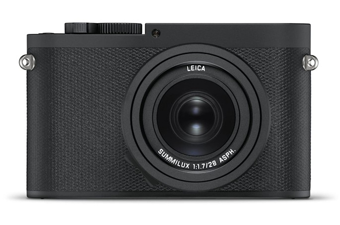 Leica's Q-P is a pricey full-frame camera with subtle refinements