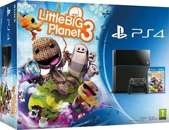 LittleBigPlanet 3 PS4 console bundle spotted on Amazon UK