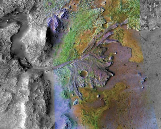 NASA selects a landing site for its Mars 2020 rover