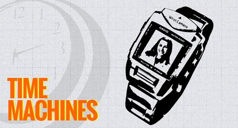 Time Machines: Casio gets smart at CES 2000