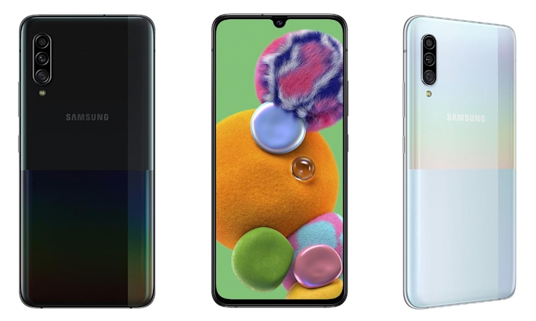 Samsung's Galaxy A90 5G delivers specs and super-fast connectivity