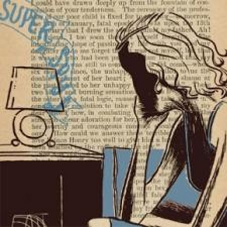 Super Spy delivers weekly graphic noir