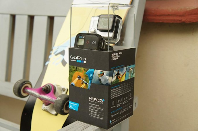 Engadget UK Giveaway: win a GoPro Hero3+ Black Edition courtesy of Tagstr