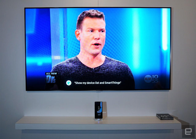 Comcast's Xfinity Stream app is now available on select Samsung TVs