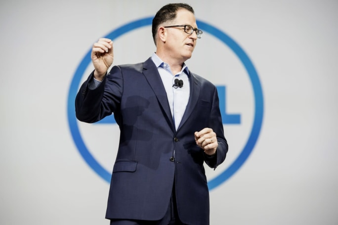 Dell is going public again