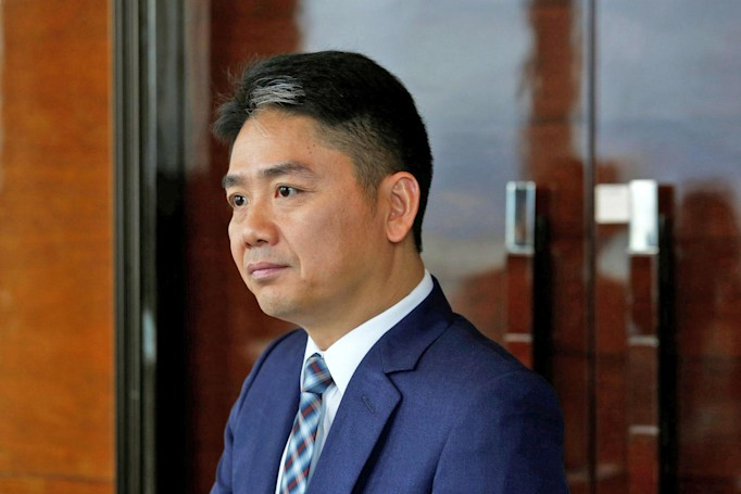 US police arrest China shopping giant's CEO over misconduct claims