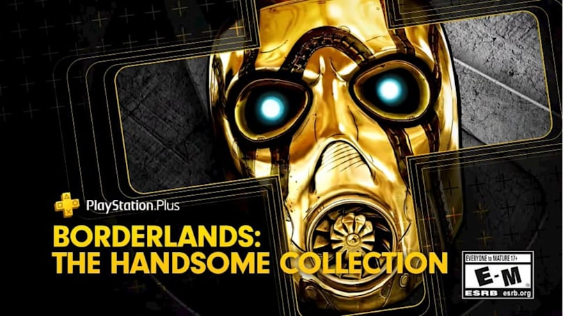 'Borderlands: Handsome Collection' headlines June's free PS Plus games