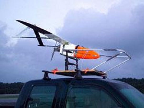 NOAA to send unmanned aircraft into hurricane