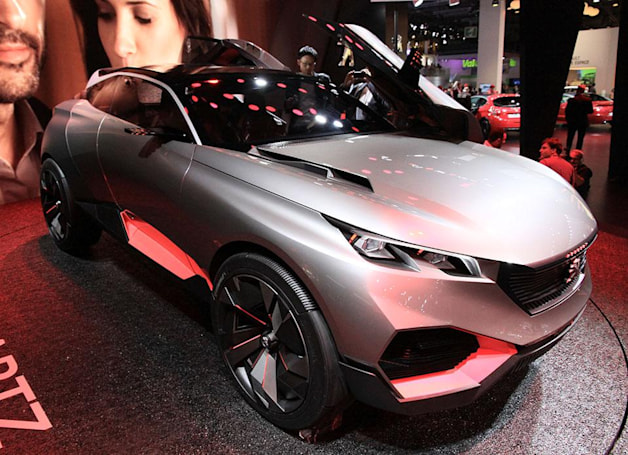 Picture this: the best of the Paris Auto Show
