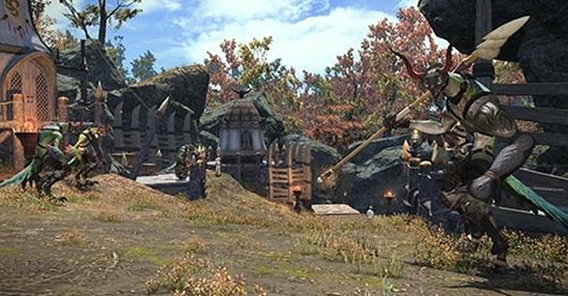 Final Fantasy XIV launches birds and hunt balances in patch 2.35