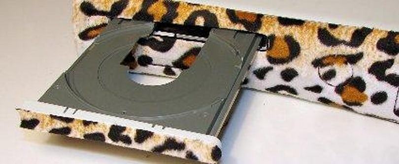 Furry 360 faceplate is ... furry