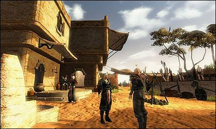 Gothic 3 updated screens