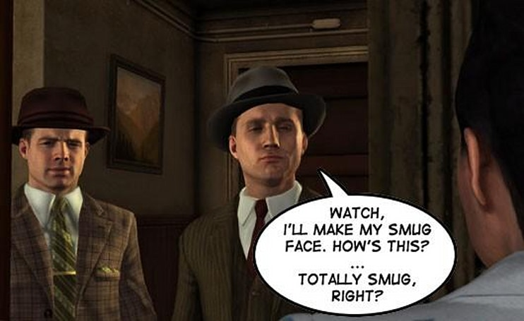 Remedy working on new facial animation tech, aiming to overtake LA Noire [update]