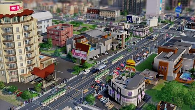 SimCity 2.0 update on April 22, mayors getting mansions