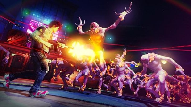 Watch Sunset Overdrive's intro cinematic, 8 minutes of gameplay