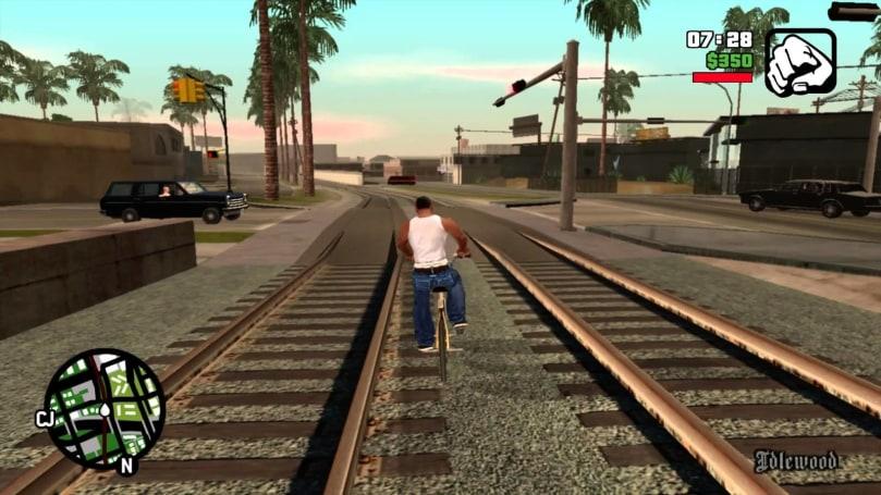 'GTA: San Andreas' gets Xbox One backwards compatibility