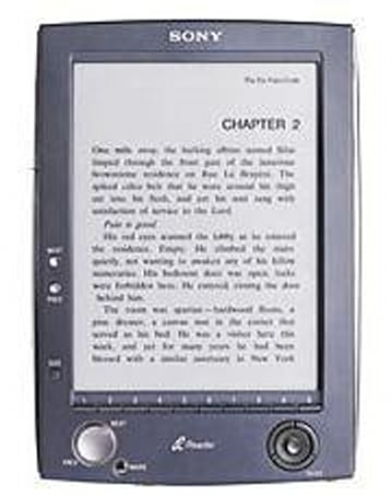 """Sony Portable Reader delayed (again) due to """"overwhelming demand"""""""