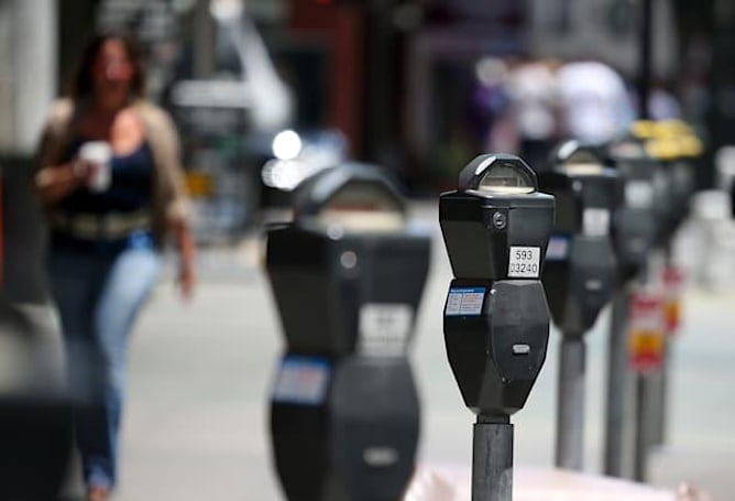 San Francisco bans apps that let you buy and sell public parking spots