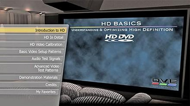 Digital Video Essentials: HD Basics gets reviewed