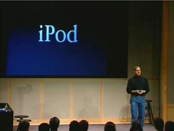 Found Footage: Watch the entire iPod introduction