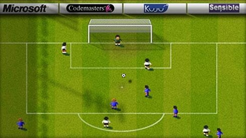 Sensible World of Soccer fixed, back on XBLA