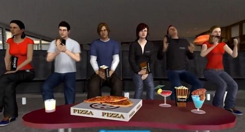 PlayStation Home lets friends watch free movies together now, UStream and radio next month