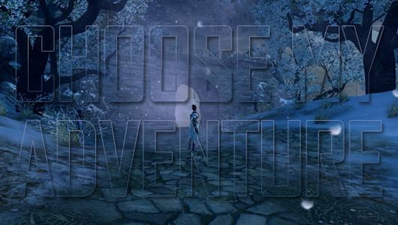 Choose My Adventure: The once and future Swordsman
